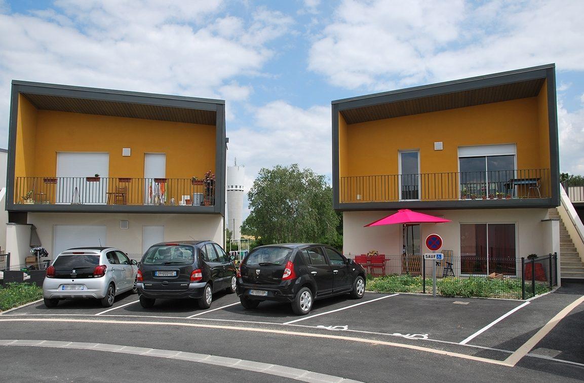 MONTREUIL BELLAY - 27 logements